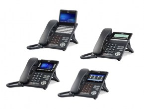 NEC DT900 IP Phone Series